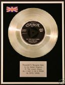 "EVERLY BROS-7""Platinum Disc- ALL I HAVE TO DO IS DREAM"